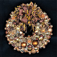 Large Autumn In the Air Wreath