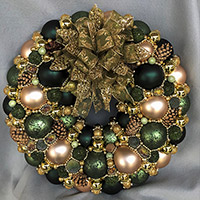Large Forest Splendor Wreath