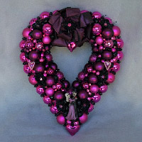 Small Los Amantes Wreath