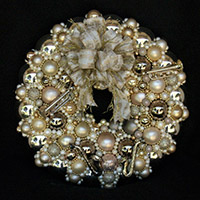 Small The Horns Wreath